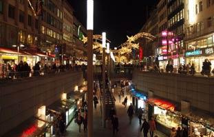 kerstshoppen in hannover