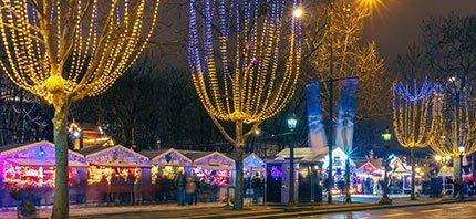 kerstmarkt langhout
