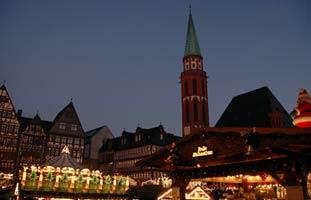 kerstmarkt romerberg