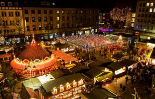 plein kerstmarkt bochum