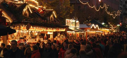 kerstmarkt frankfurt romerberg
