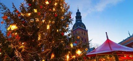 kerstbomen in oberhausen