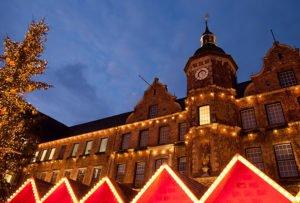 marktplatz dusseldorf kerstmarkt